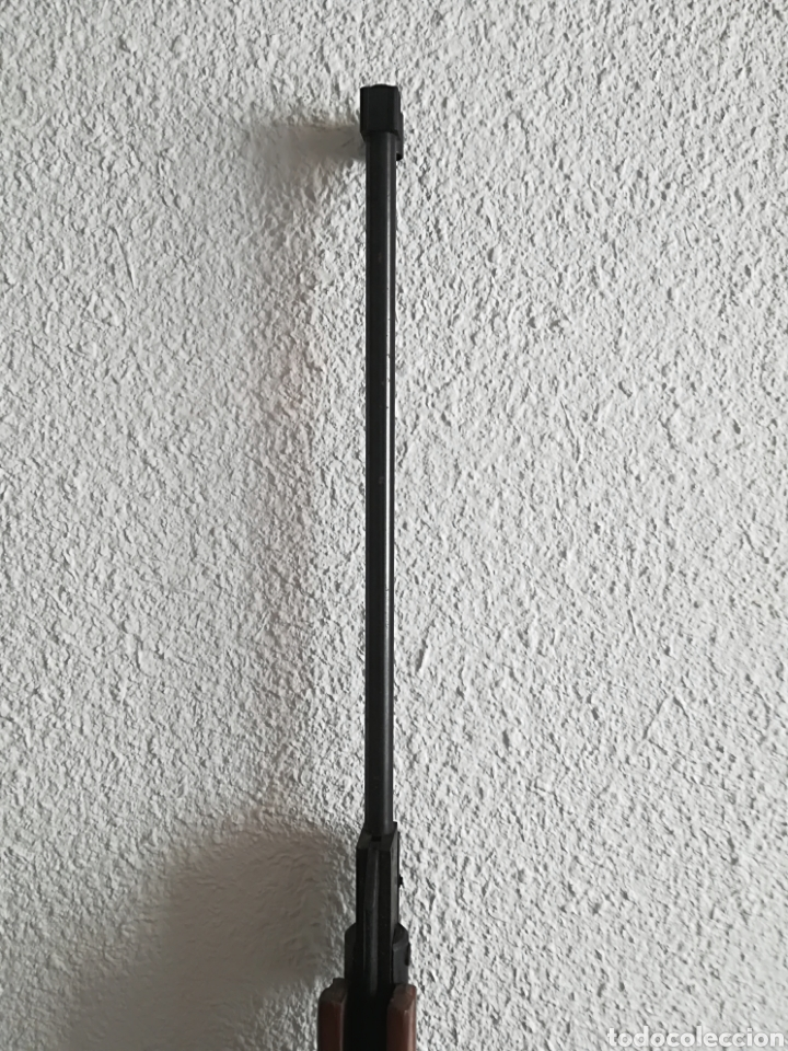 Militaria: Escopeta carabina aire comprimido Gamo 900 - años 80 caza vintage tiro perdigones - Caja original - Foto 45 - 119052499