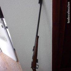 Militaria: CARABINA CZ 452- 2E ZKM 22 MAGNUM. Lote 119135603