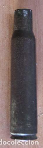 Militaria: 3 vainas munición fusil / años 40 - Foto 2 - 120449627