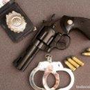 Militaria: COLT PHYTON PAVON NEGRO 4 PULGADAS. Lote 149870769