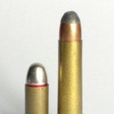 Militaria: .30 CARBINE R-P -CARTUCHO INERTE DE COLECCIÓN-. Lote 125188091
