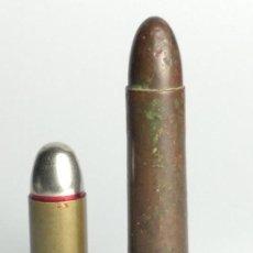 Militaria: .30 CARBINE , WWII RECUPERACIÓN -CARTUCHO INERTE DE COLECCIÓN--. Lote 125204851