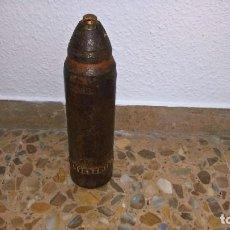 Militaria: TRITOLO ITALIANO ROMPEDOR ..GUERRA CIVIL..75-27..TOTALMENTE INERTE... Lote 125385563