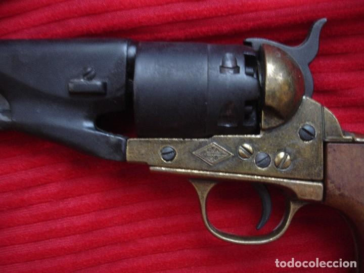 colt 1851 navy revolver and colt single action - Sold