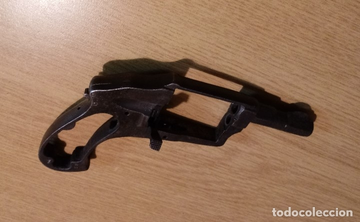 Militaria: Revolver tipo hammerless - Foto 3 - 128301659