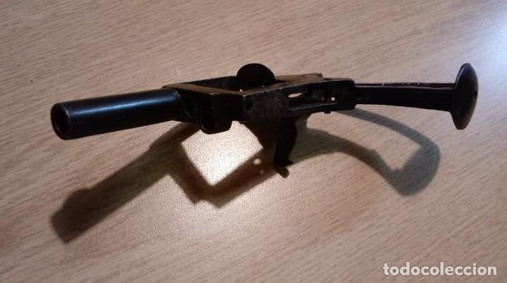 Militaria: Revolver frances cal 320 - Foto 7 - 128405447
