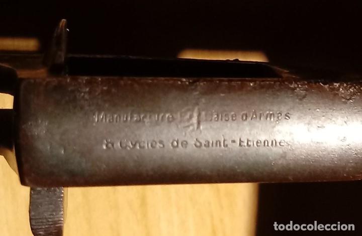 Militaria: Revolver frances cal 320 - Foto 19 - 128405447