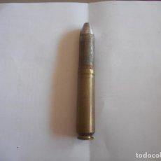 Militaria: 2ºGM CARTUCHO 20X91RR INERTE. Lote 129014975