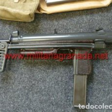 Militaria: SUBFUSIL VZ26 INUTILIZADO. Lote 129545771