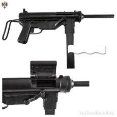 Militaria: AMETRALLADORA M3 CALIBRE 45 GREASE GUN USA 1942. Lote 130333310