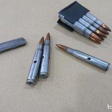 Militaria: CARTUCHOS INERTES DE MANIPULEO DEL 30-06. Lote 131090448