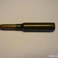 Militaria: CARTUCHO CALIBRE 6.5 X 52 ITALIANO, AÑO 1943. INERTE. . Lote 134219558