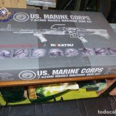 Militaria: INOKATSU - US - MARINE CORPS EN CAJA ORIGINAL SI ABRIR PARA ENTENDIDOS,,,REPLICA DE AIRSOFT,,,. Lote 137872973