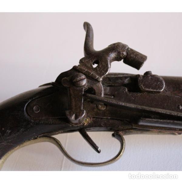Militaria: Antigua pistola de avancarga - Foto 4 - 135446706