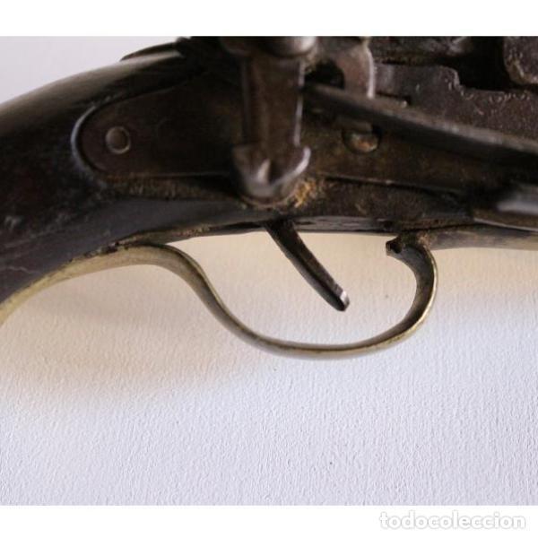 Militaria: Antigua pistola de avancarga - Foto 6 - 135446706