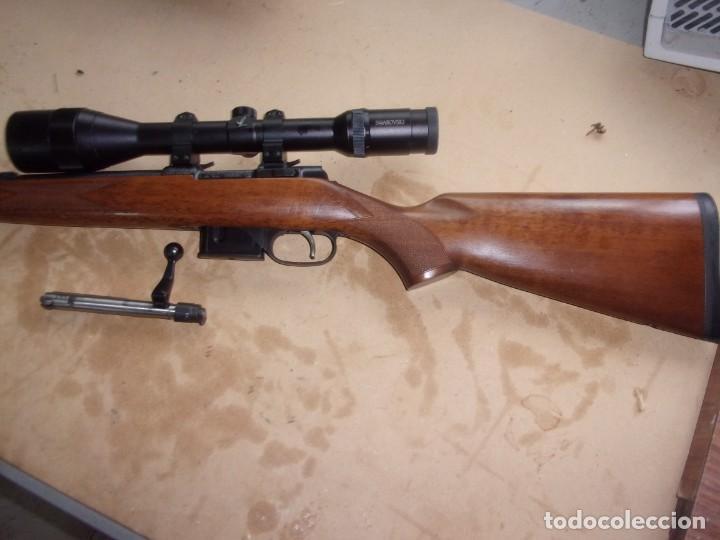 RIFLE CZ VARMINCL 222 MOD 527 (Militar - Armas de Fuego en Uso)