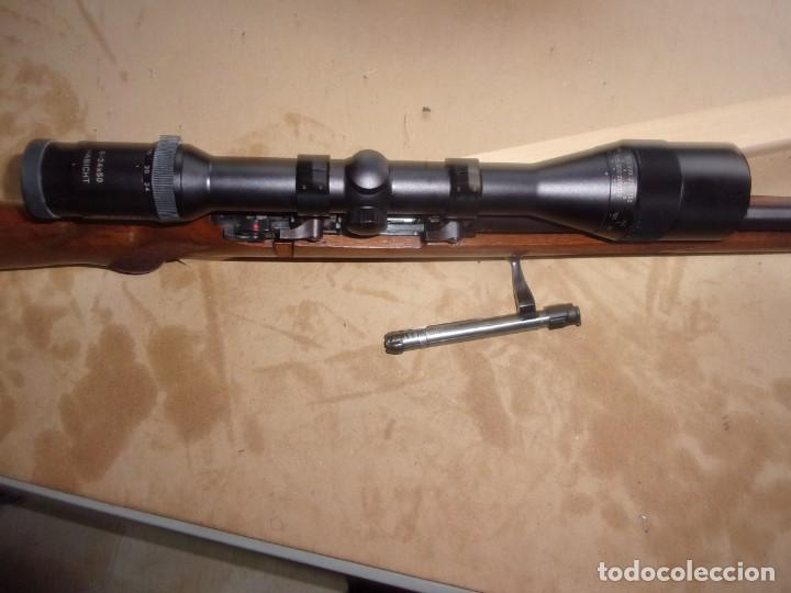 Militaria: RIFLE CZ VARMINCL 222 MOD 527 - Foto 4 - 139819374
