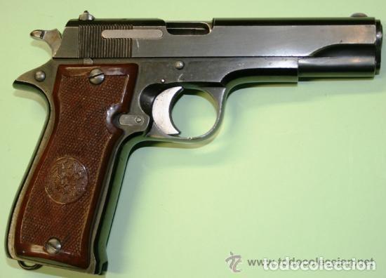 Militaria: Pistola Star 9mm corto. - Foto 2 - 143110173