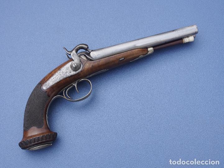 PISTOLA INGLESA (Militar - Armas de Fuego de Avancarga y Complementos)