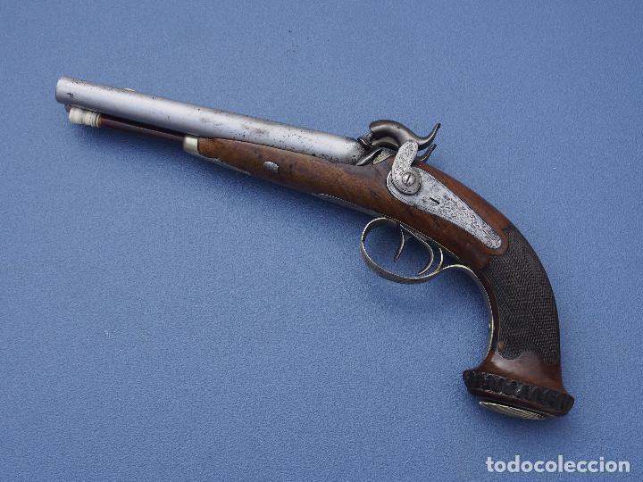 Militaria: Pistola inglesa - Foto 2 - 142787842