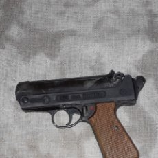 Militaria: PISTOLA DE AIRE COMPRIMIDO MAUSER JUMBO,CAL ..177 MADE IN WEST GERMANY.AÑOS 50. Lote 143380446