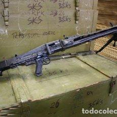 Militaria: AMETRALLADORA MG-42 (MG-53Y). Lote 145636374