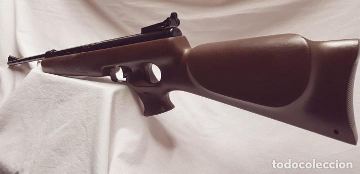 BSA BUCCANEER - AÑOS 70 - AIRE COMPRIMIDO - CAL. 4,5 (Militar - Réplicas de Armas de Fuego y CO2 )