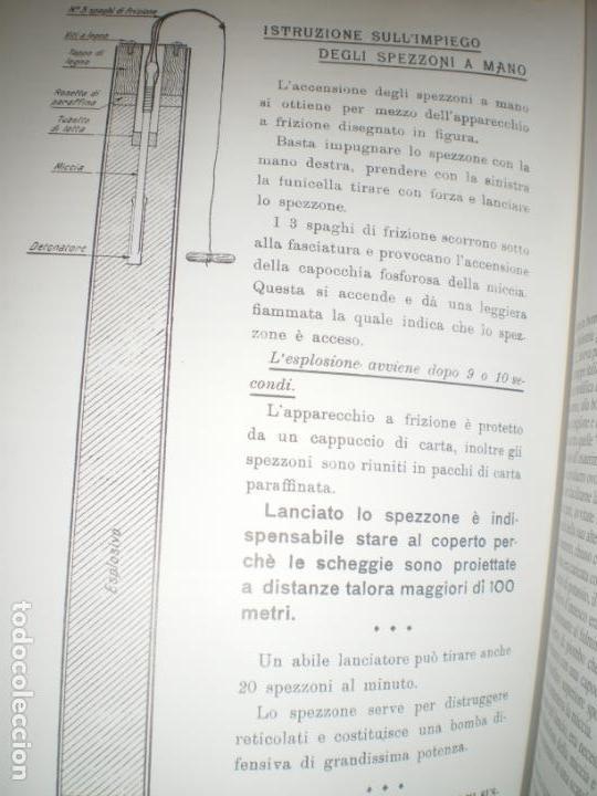 Militaria: GRANADA ITALIANA SPEZZONI A MANO, PRIMERA GUERRA MUNDIAL, INERTE - Foto 2 - 173818309