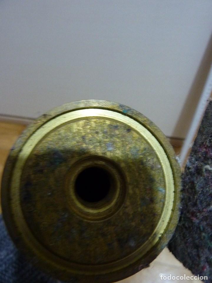 Militaria: Proyectil calibre 40 L/60 Bofors INERTE - Foto 3 - 149755466