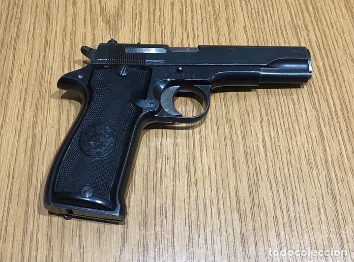 Militaria: Pistola star s seccionada mecaniza la corredera - Foto 2 - 149627005