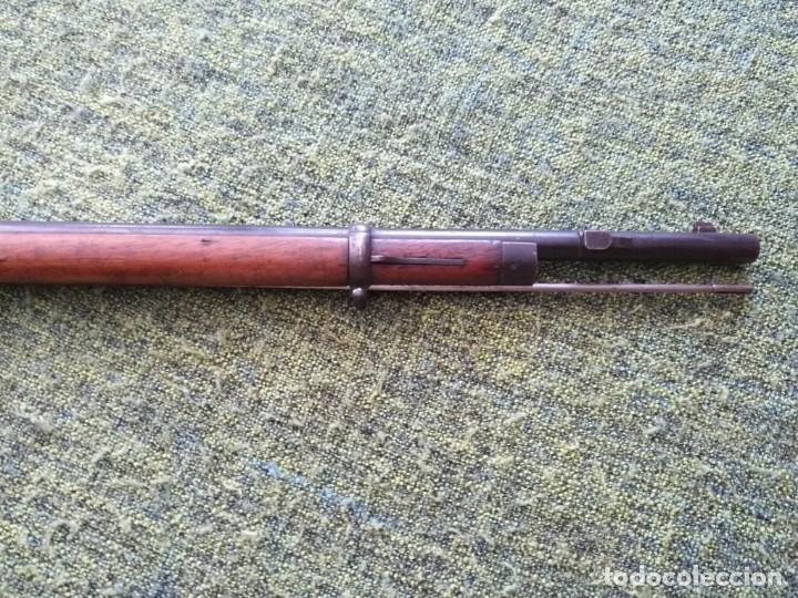 Militaria: Fusil italiano Vetterli vitali M1870/87/16 Brescia - Foto 4 - 150238938