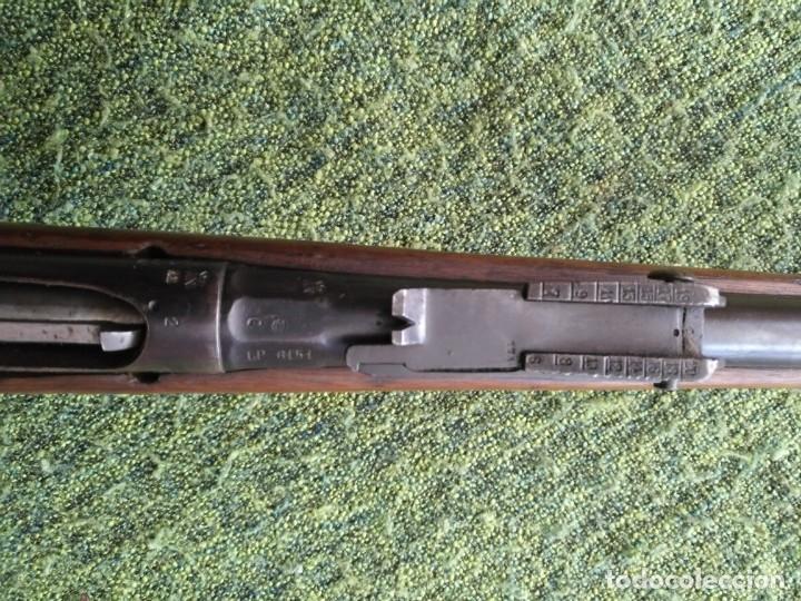 Militaria: Fusil italiano Vetterli vitali M1870/87/16 Brescia - Foto 7 - 150238938