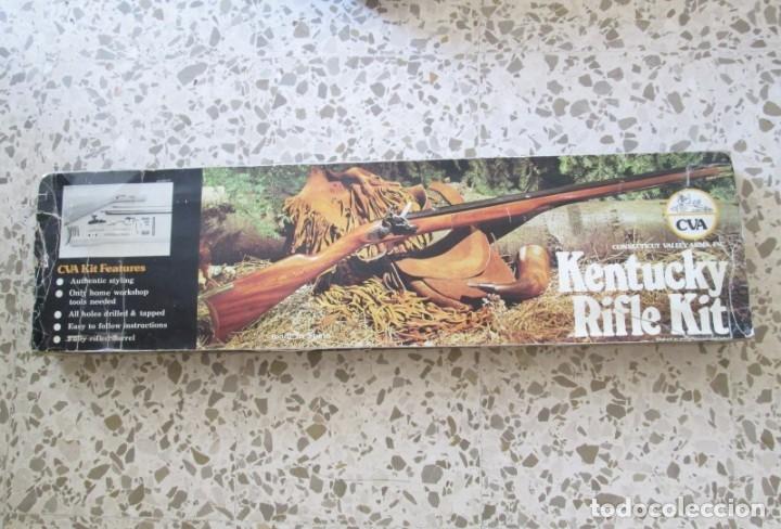 Militaria: Rifle Kentuky Avancarga - Foto 6 - 158011976