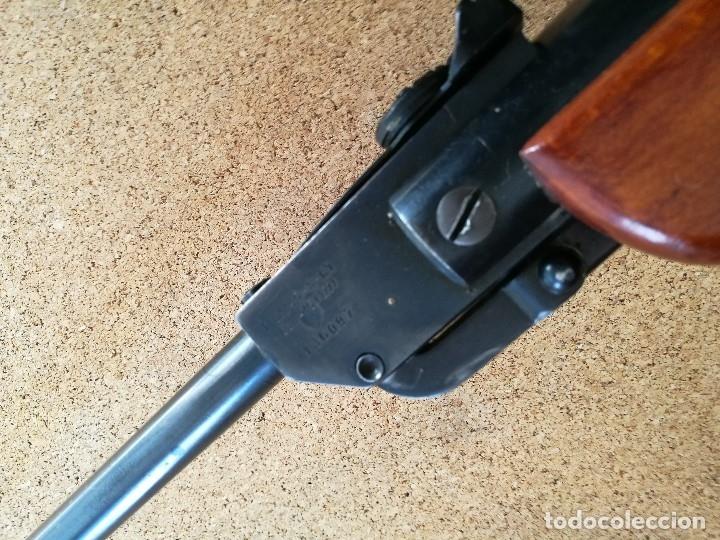 Militaria: Carabina aire comprimido marca GAMO, MODELO 45 -S-61 cal 4.5 mm -----------año 1961--- REF-CV - Foto 11 - 182792476