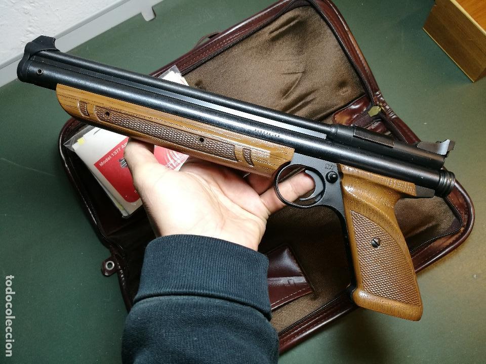 Pistola de coleccion aire comprimido crosman 13 - Sold through