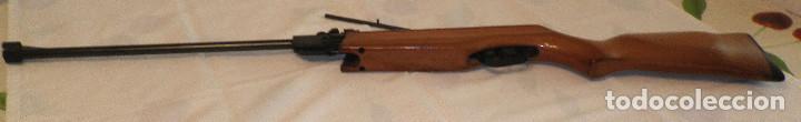 Militaria: escopeta de aire comprimido spomatic fabricante gamo (España) años 80 - Foto 2 - 154008566