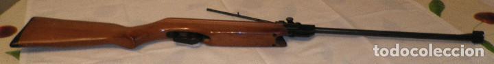 Militaria: escopeta de aire comprimido spomatic fabricante gamo (España) años 80 - Foto 3 - 154008566
