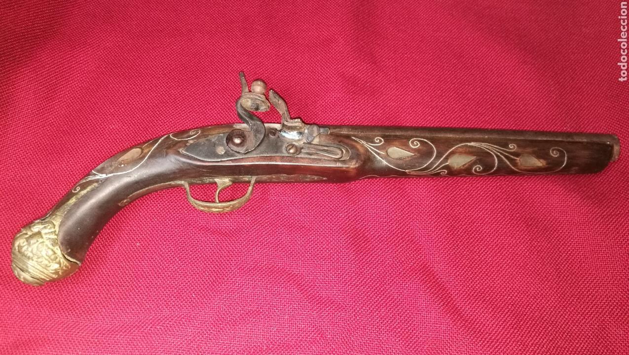 PRECIOSA PISTOLA (Militar - Armas de Fuego de Avancarga y Complementos)