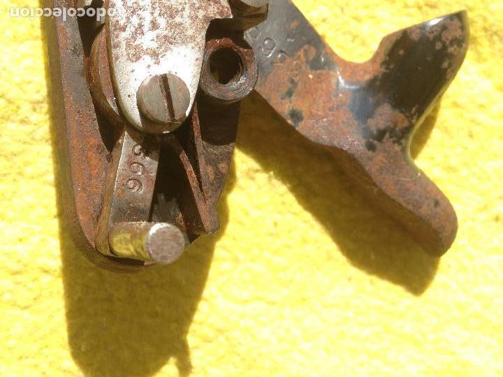 Militaria: LLAVE, GATILLO, GUARDAMONTE. ARMAS TOMAS DE ALCOY. - Foto 5 - 155357778