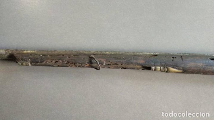 Militaria: Preciosa y rara escopeta de zurdo española fragmentada - Foto 7 - 158451330