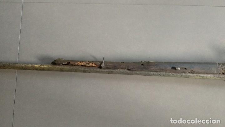 Militaria: Preciosa y rara escopeta de zurdo española fragmentada - Foto 3 - 158451330
