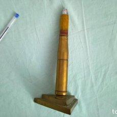Militaria: LEGION CONDOR..MECHERO FLAK 20 MM..ARTE DE TRINCHERA ..1936... Lote 163308494