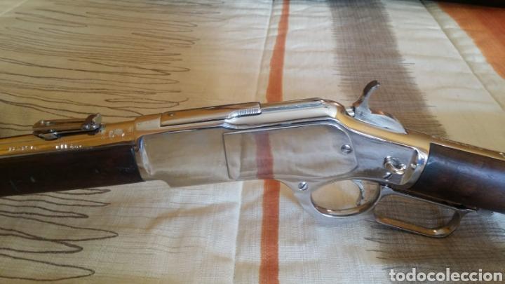 Militaria: Rifle Winchester modelo 1873 - Foto 5 - 206321772