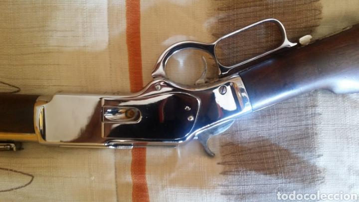 Militaria: Rifle Winchester modelo 1873 - Foto 6 - 206321772
