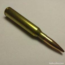Militaria: CARTUCHO 338 LAPUA MAGNUM INERTE.. Lote 201315162