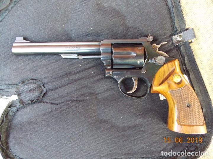 REVOLVER TAURUS CALIBRE 22 (Militar - Armas de Fuego en Uso)