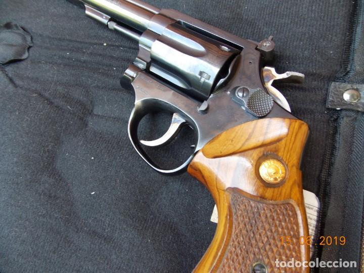 Militaria: Revolver Taurus Calibre 22 - Foto 2 - 168302848