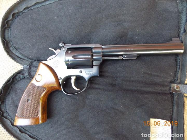 Militaria: Revolver Taurus Calibre 22 - Foto 4 - 168302848