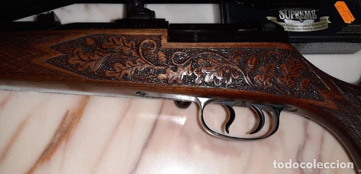 Militaria: Mauser 66 de lujo ,maderas grabadas , calibre 30-06 - Foto 8 - 169566108