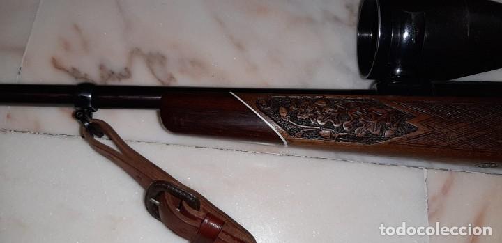 Militaria: Mauser 66 de lujo ,maderas grabadas , calibre 30-06 - Foto 9 - 169566108